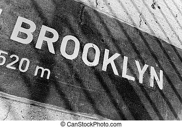 brooklyn, plakát
