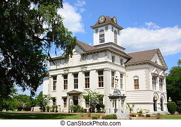 Brooks County, Georgia Court House