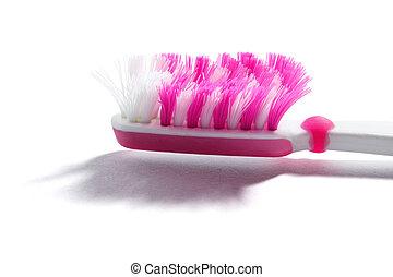 brosse dents, porté