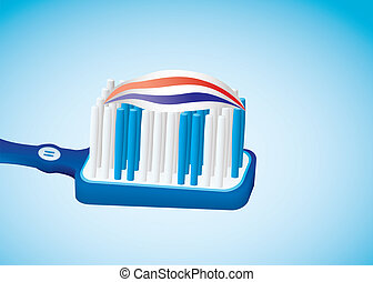 Bleu blanc r compenses rosette rouges bleu rosette - Brosse a dent bleu blanc rouge ...
