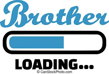 Brother loading bar