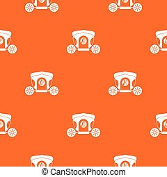 Brougham pattern seamless