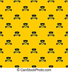 Brougham pattern