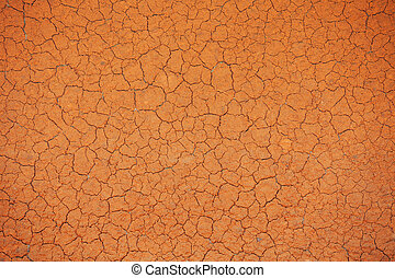 Brown abstract clay background