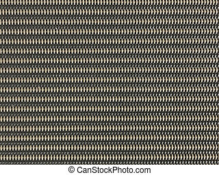 Brown and gray PVC fabric texture
