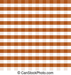 Brown and white squares as the background - illustration