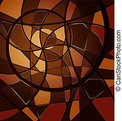 brown background variation