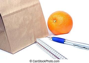 Brown bag lunch meeting