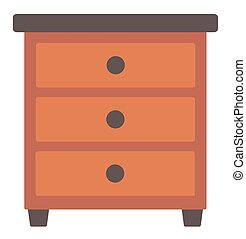 Bedside table clipart  Bedside table Illustrations and Clip Art. 1,322 Bedside table ...