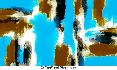 brown black blue painting texture