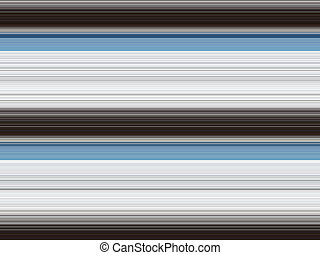 Brown Blue White Striped Panel Background