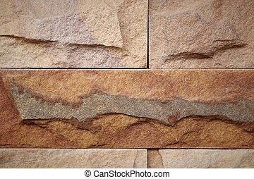 brown brick background texture