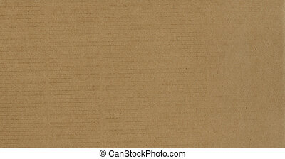 Brown cardboard - Brown corrugated cardboard sheet ...