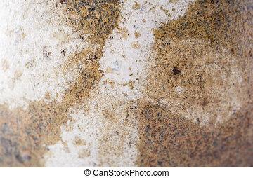 brown ceramic background
