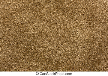 brown chamois leather