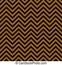 Brown chevron pattern background
