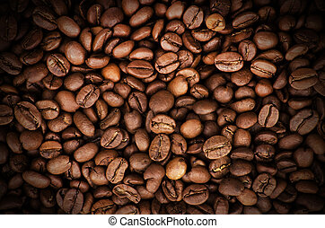brown coffee, background texture, close up