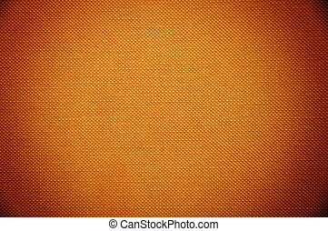 Brown color fabricate cotton texture background