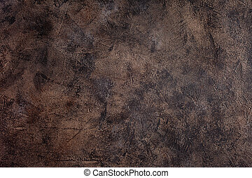 brown concrete wall texture background. cement vintage pattern