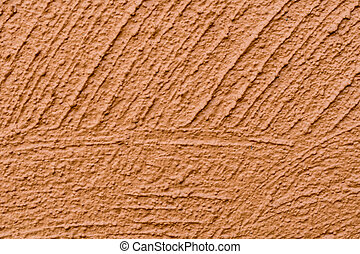 Brown concrete wall texture