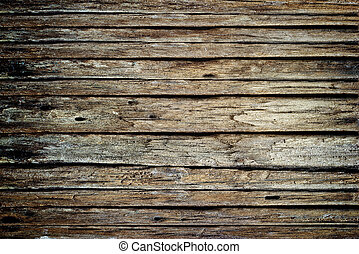 brown dark wood rotten texture for background