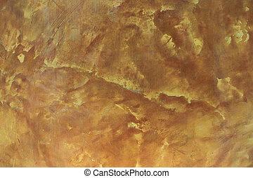 brown dirty concrete wall