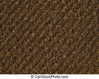 Brown fabric texture - thick woolen cloth