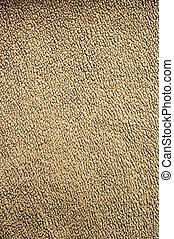 Brown fleece texture