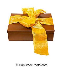 Brown gift