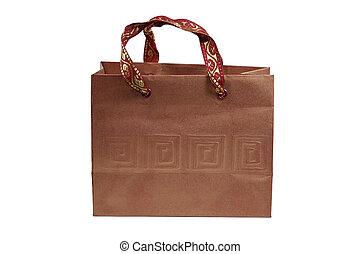 Brown Giftbag