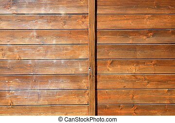 brown golden wood wall pattern background