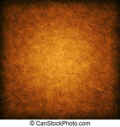 Brown grunge background or texture