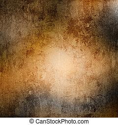 brown grunge texture or background