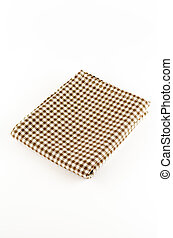 brown kitchen towel