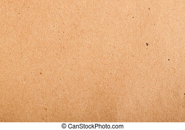 brown kraft texture can be used as background