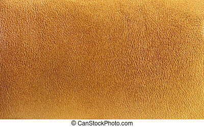 Brown leather label, can use as background