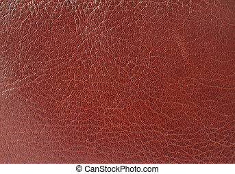 brown leather textur