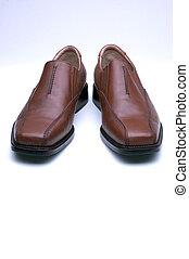Brown Mens Dress Shoes