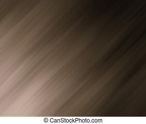 Brown Motion Blur