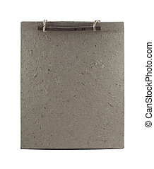 Brown Mulberry Paper Note Book