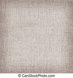 brown natural linen texture for the background.