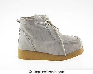 Old sneakers