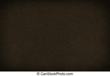 Brown oldened suede background - Closeup detail of brown...