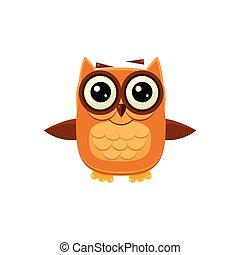 Brown Owl Wants A Hug