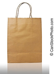 brown paper bag