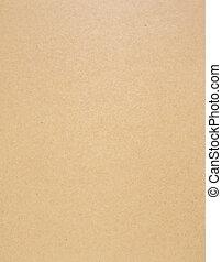 brown paper bag looking paper