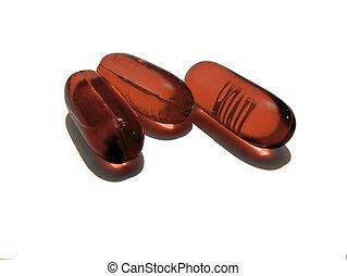 Brown Pills 1