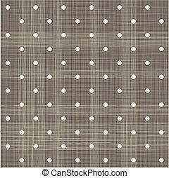 brown polka dot seamless textured pattern