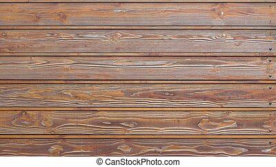 Brown red wooden fence background