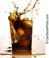 brown refreshment